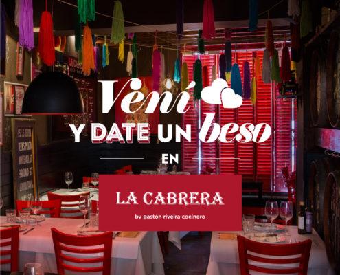 San Valentín en La Cabrera