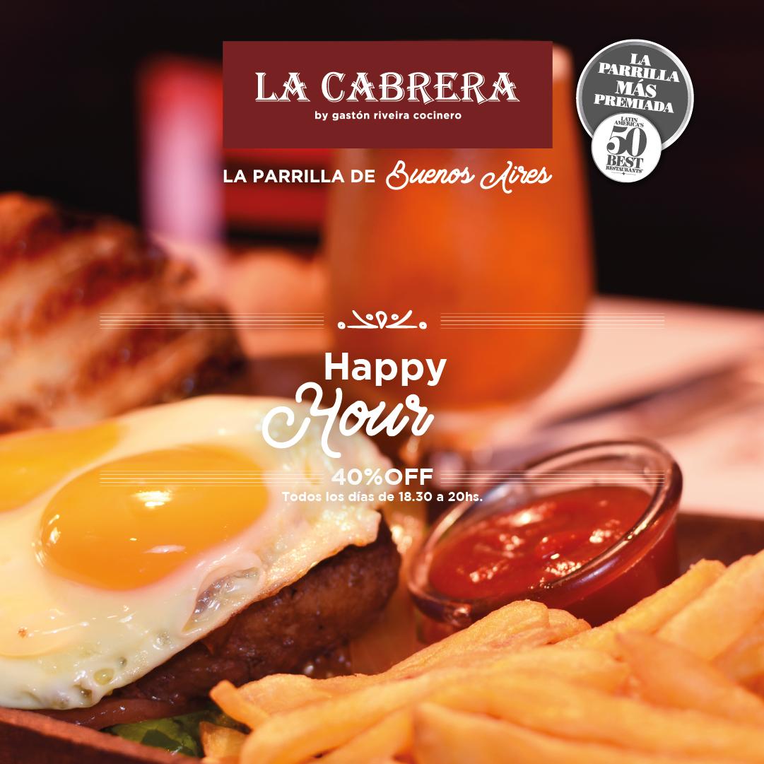 La Cabrera, la parrilla de Buenos Aires