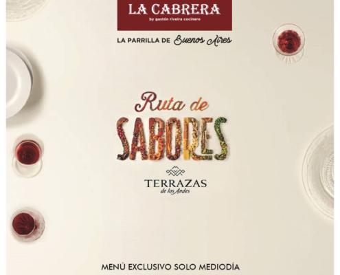 """La Cabrera formará parte de la """"Ruta de Sabores"""""""